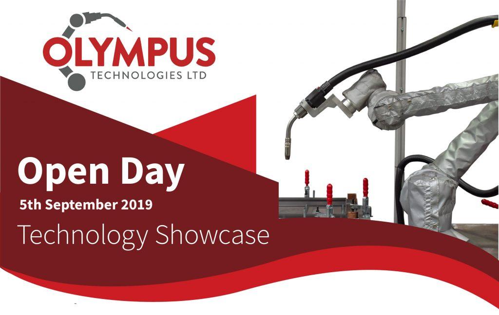 Olympus Technologies Open Day - Olympus Technologies
