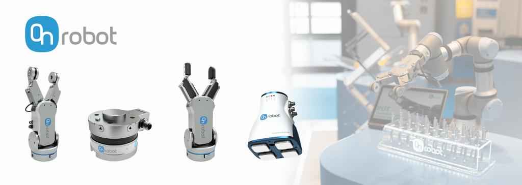 OnRobot Product Range